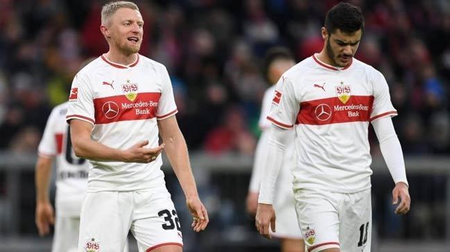 Ozan Kabak siftah yaptı! Stuttgart, Bayern Münih'e direnemedi