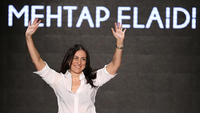 Mehtap Elaidi'ye sürpriz doğum günü