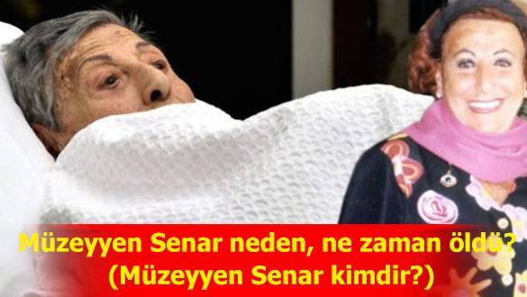 """Müzeyyen Senar kimdir"""""""