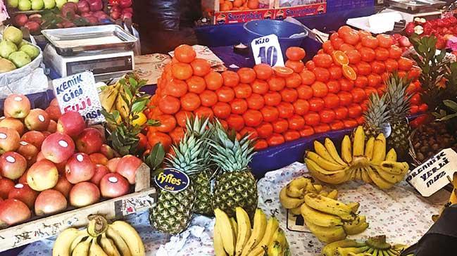 Meyve sebze fiyatları düşecek mi? Bakan Albayrak'tan meyve sebze fiyatı  açıklaması
