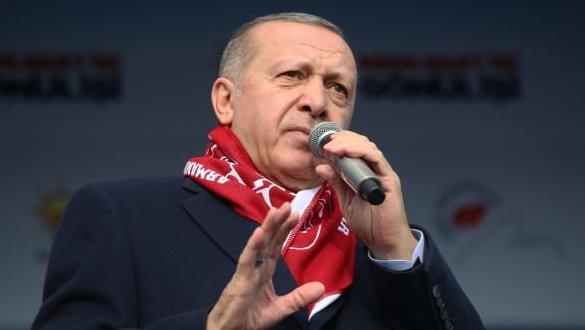 Başkan Erdoğan: Halde terör estirenlerin işini en kısa sürede bitiririz