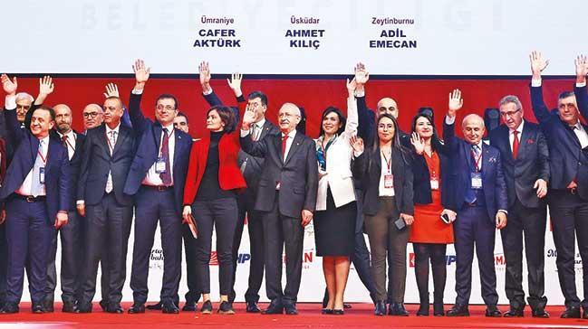 CHP'nin bildirgesi AK Parti'den taklit