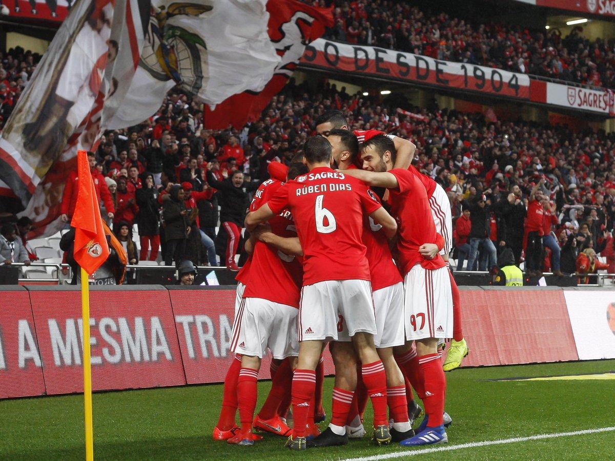 Benfica'dan Galatasaray'a gözdağı! 10-0