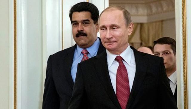 Rusya: Venezuela bizden askeri yardım talebinde bulunmadı