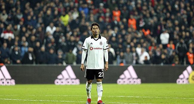 UEFA organizasyonlarının en başarılı Japon oyuncusu Kagawa