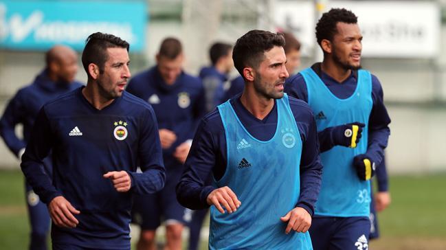 Fenerbahçe, Zenit maçının hazırlıklarını tamamladı