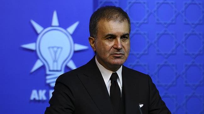 AK Parti Sözcüsü Çelik: Türkiye-Fransa ilişkilerine maliyeti olacak