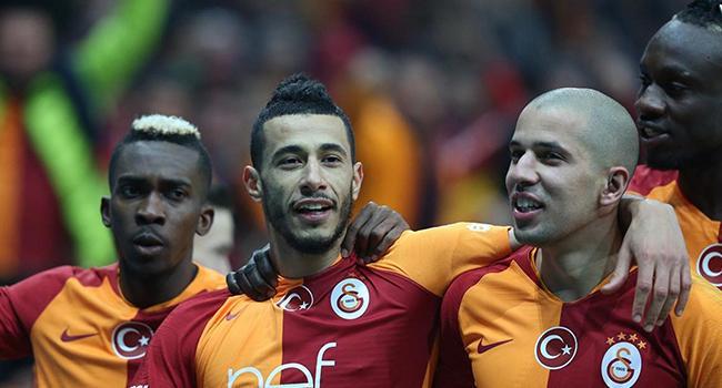 Galatasaray'da şampiyonluk meşalesi yeniden yakıldı