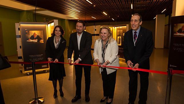 Türkiye otelcilik sektörü duayeni Mehmet Kemal Dedeman Otelciliğin Önderleri Bienal'inde anıldı