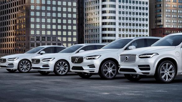 Volvo modelleri 180 km/s hızı geçemeyecek