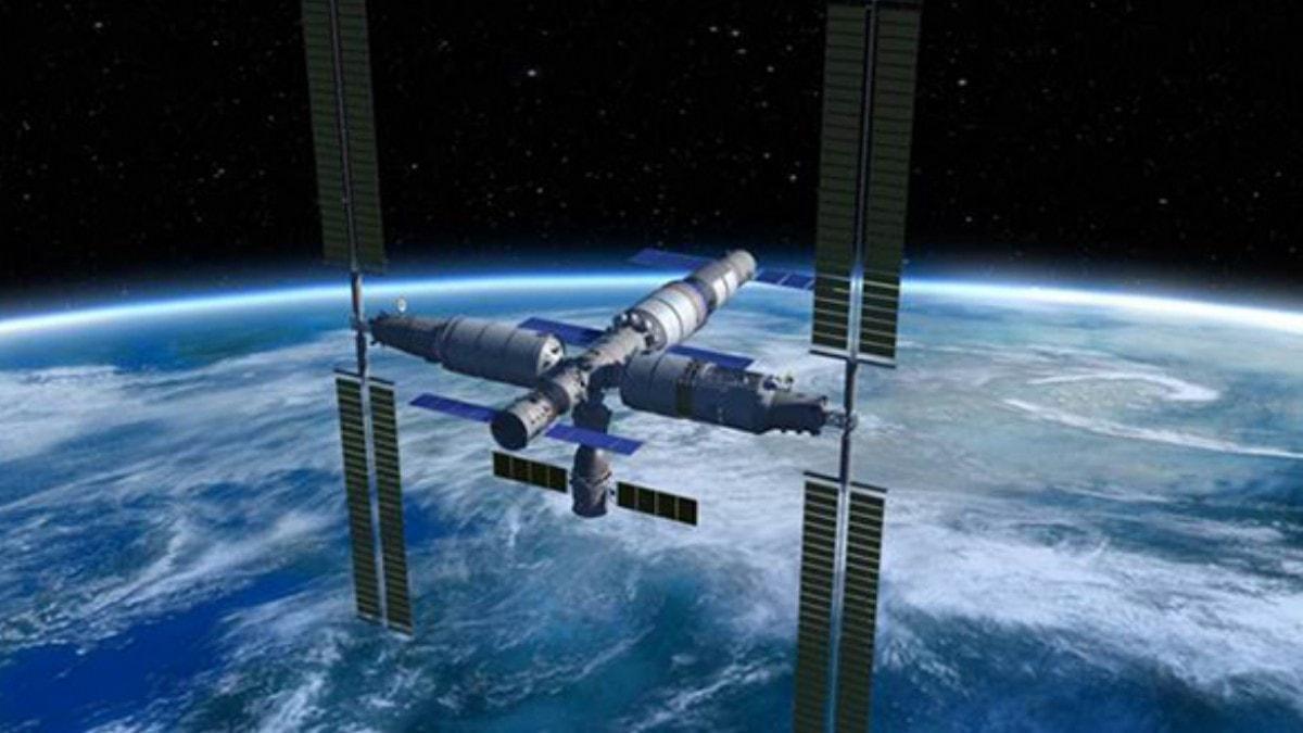 """Çin'in dev uzay istasyonu hazır: Türkiye de astronot gönderebilir mi"""""""
