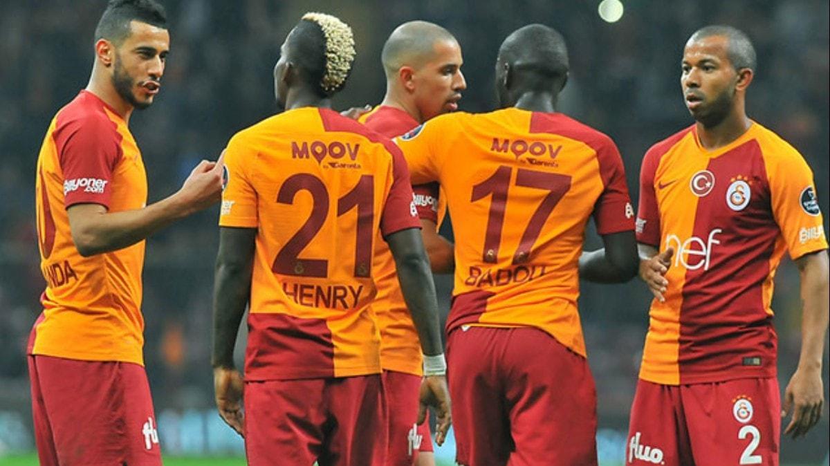 Galatasaray'ın yıldızına Wolfsburg'dan 10 milyon euro'luk teklif