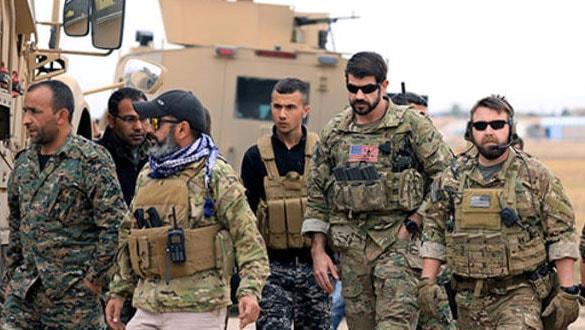 'Türkiye ile YPG'nin olmayacağı bir güvenli bölge konusunda çalışıyoruz'