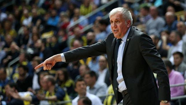 Obradovic: Zalgiris'e çok büyük saygı duyuyoruz
