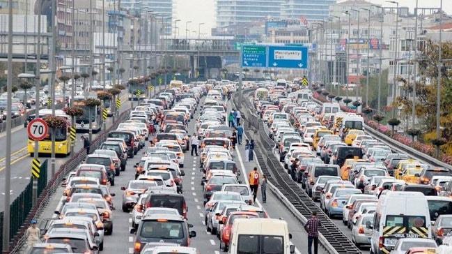 İstanbul trafiğine 'Bisiklet Turu' düzenlemesi