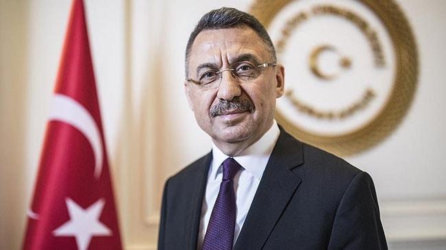 Cumhurbaşkanı Yardımcısı Oktay: Türkiye, bölgede güçlü ve güvenli bir liman olmaya devam edecek