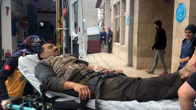 Zonguldak'ta maden ocağında iş kazası: 1 işçi yaralı