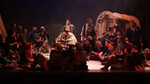 'Aleko' Operasının prömiyeri yapıldı