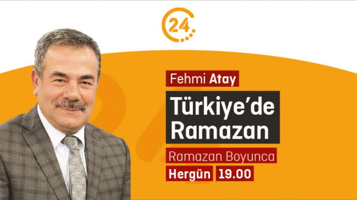 Türkiye'de Ramazan, Ramazan boyunca 19.00da 24 TVde...