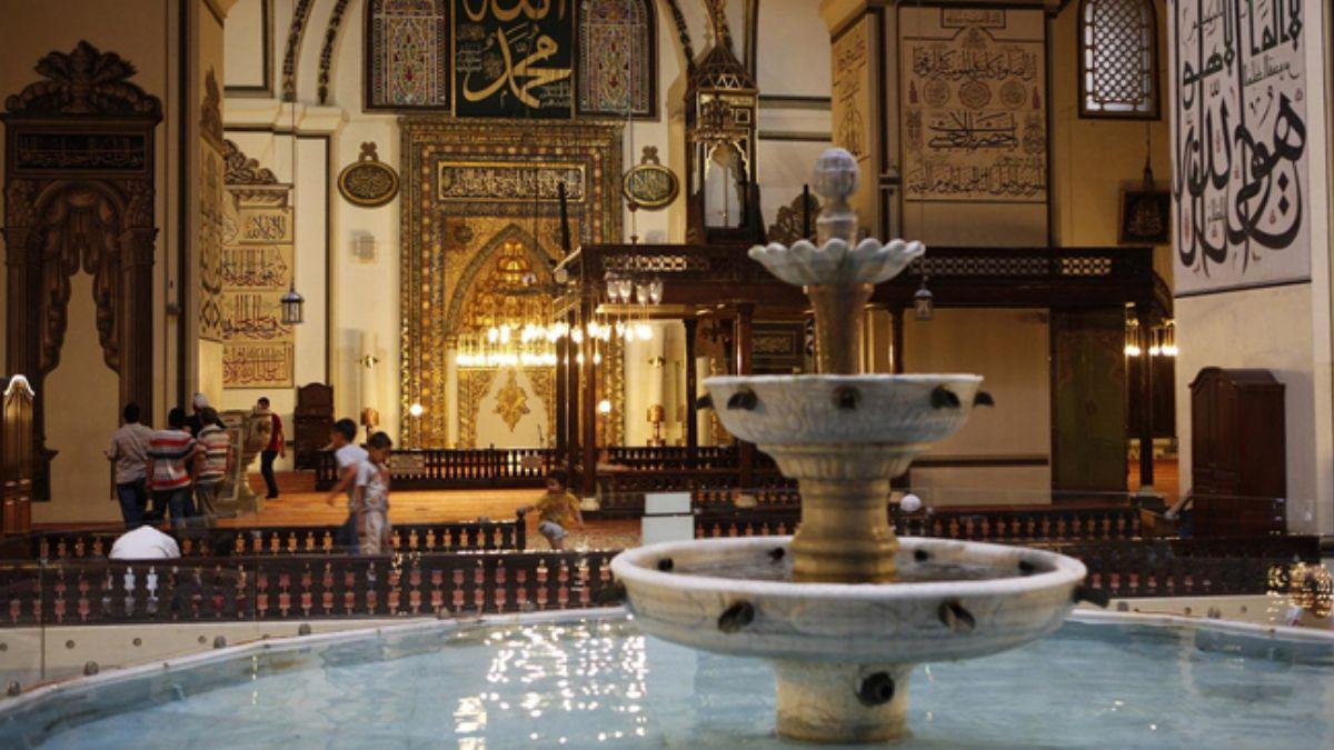Yeryüzünün 5. kutsal mekanı: Bursa Ulu Cami