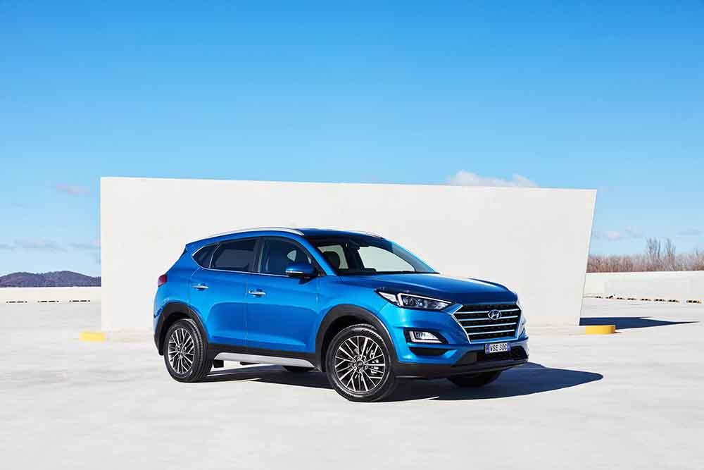 Hyundai Tucson'a yeni donanım seviyesi sunuldu