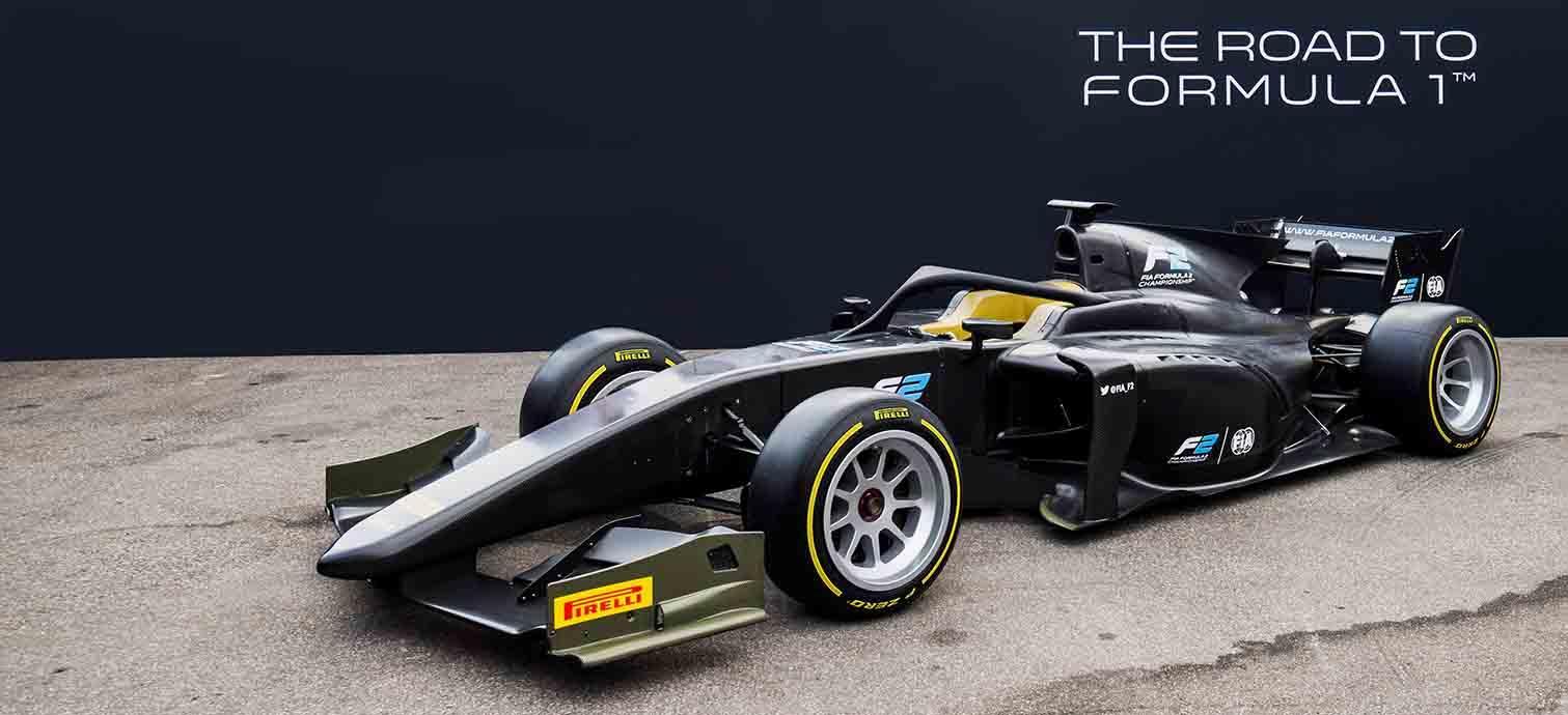 FIA Formula 2 otomobillerinde 2020 sezonundan itibaren 18 Pirelli lastikleri kullanılacak
