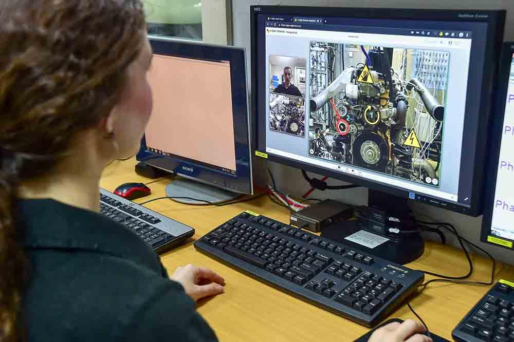 Otomotiv Teknolojileri Araştırma Merkezi (OTAM) artırılmış gerçeklik ile test devrimini başlatıyor