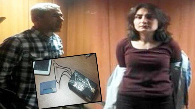 Terör örgütü DHKP-C bağlantılı iki kişi TBMM'ye girmek isterken yakalandı