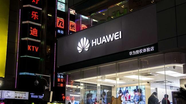 Dünyaca ünlü teknoloji şirketi Huawei, ABD'ye meydan okudu