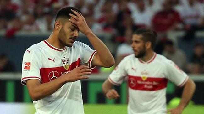Ozan Kabak'ın takımı Stuttgart, Union Berlin ile 2-2 berabere kaldı