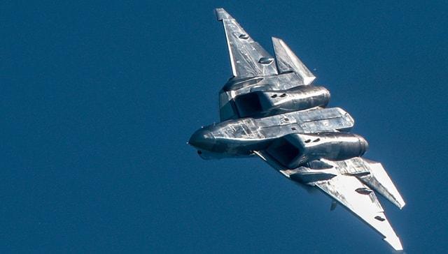 Su-57 avcı uçağı seri üretime hazır
