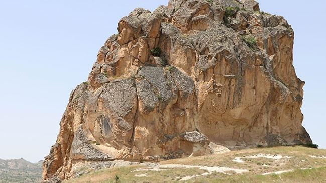 Romalıların mahkumları infaz ettiği yer: Azar Kaya
