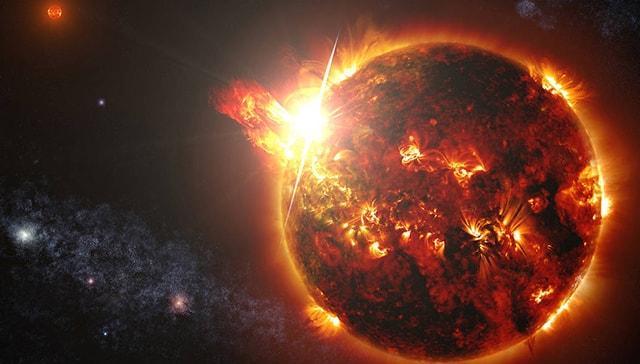 NASA, böyle bir olayın ilk defa tespit edildiğini açıkladı