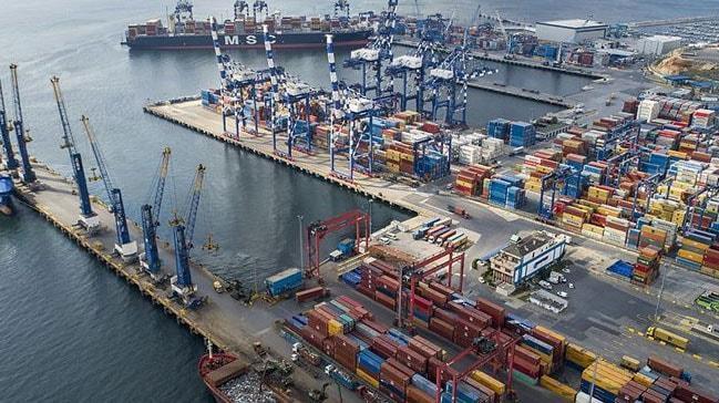 İstanbul'dan dünyaya 29,8 milyar dolarlık ihracat