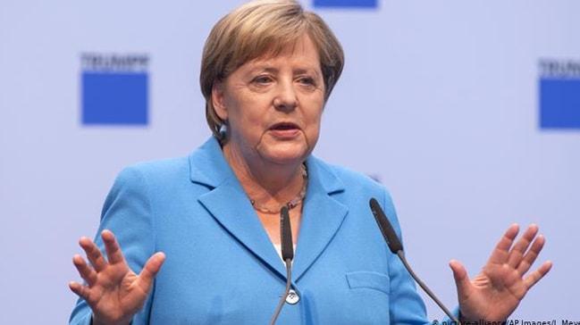 Merkel çocuk işçiliğine karşı mücadele çağrısında bulundu