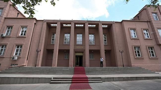 Yargıtayda daire başkanlığına Ali İhsan Öztekin seçildi