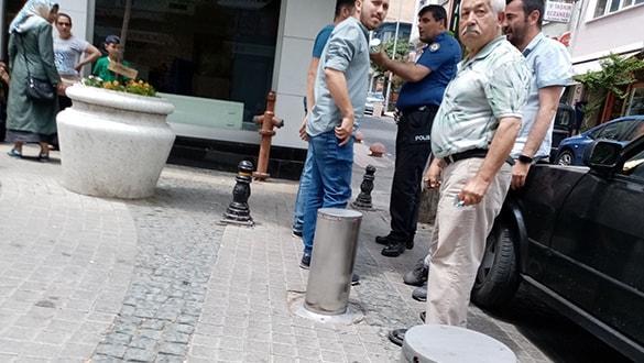 Tekirdağ'daki büyük vurgunu kasap ve polis önledi