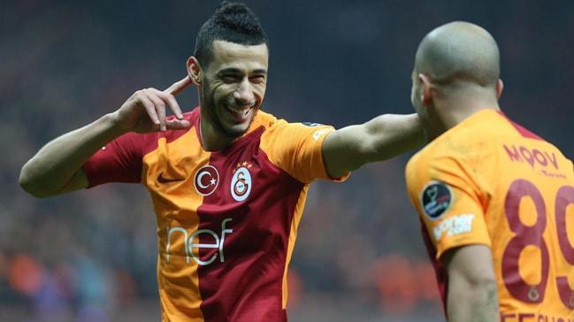 Galatasaray, Younes Belhanda için 10 milyon Euro talep ediyor