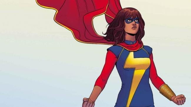 Marvel'ın ilk Müslüman karakteri Kamala Khan yakında seyirci ile buluşacak