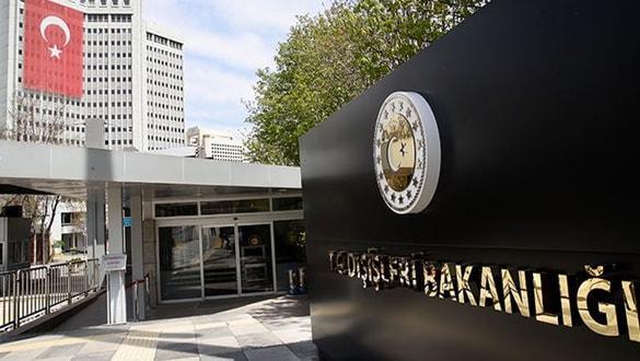 Dışişleri'nden Hollanda Temsilciler Meclisi'nin Türkiye karşıtı kararına sert tepki