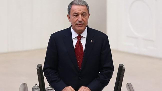 Milli Savunma Bakanı Hulusi Akar yarın partileri yeni askerlik düzenlemesi için ziyaret edecek