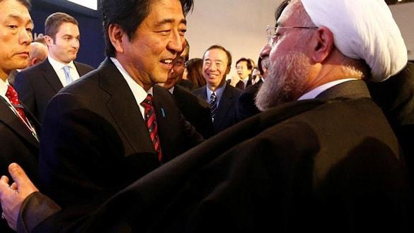 Japonya Başbakanı Abe ABD-İran ara buluculuğu için Tahran'da