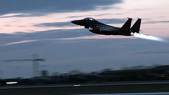 ABD, F-35'leri değil, F-15'leri getiriyor