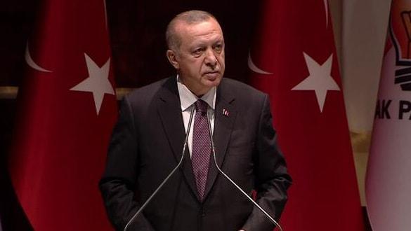 Başkan Erdoğan: Türkiye S-400'leri alacaktır demiyorum, almıştır
