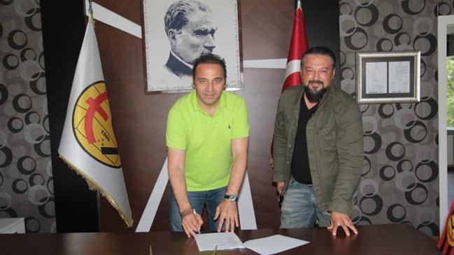 Eskişehirspor, Fuat Çapa ile tekrar anlaşma sağladı