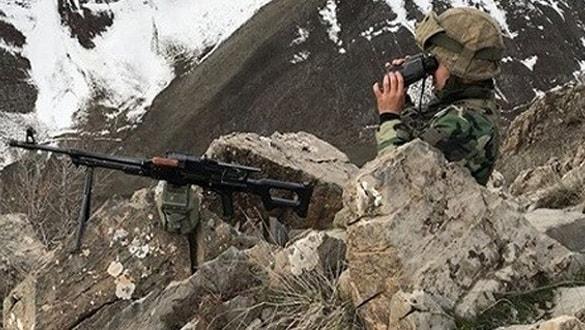 MSB'den Pençe Harekatı açıklaması: PKK'lı teröristlere ait hedefleri vuruldu