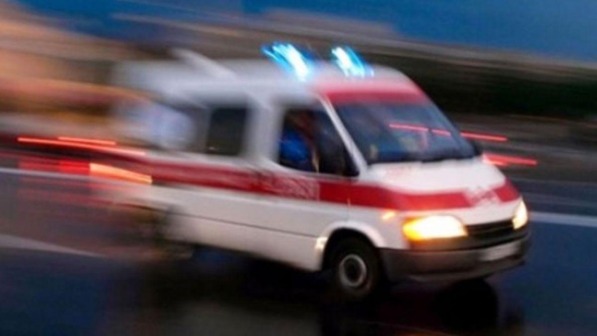 Uşak'ta trafik kazası: 1 ölü, 3 yaralı