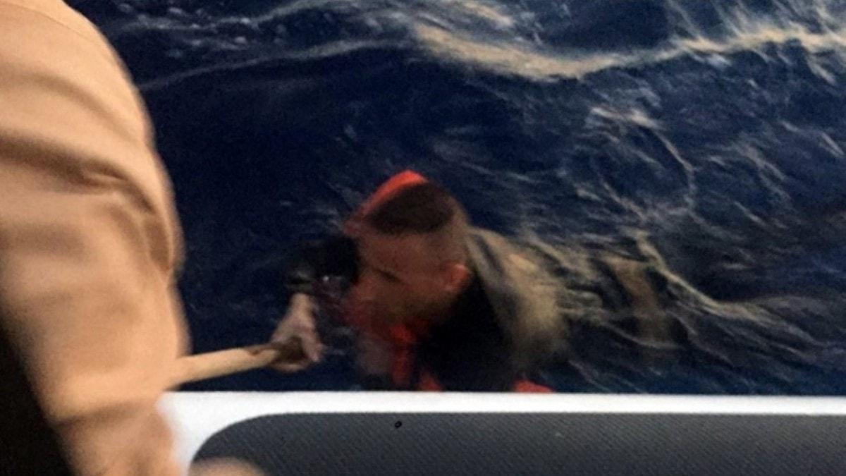 Antalya'da sürat teknesinin çarptığı turist öldü