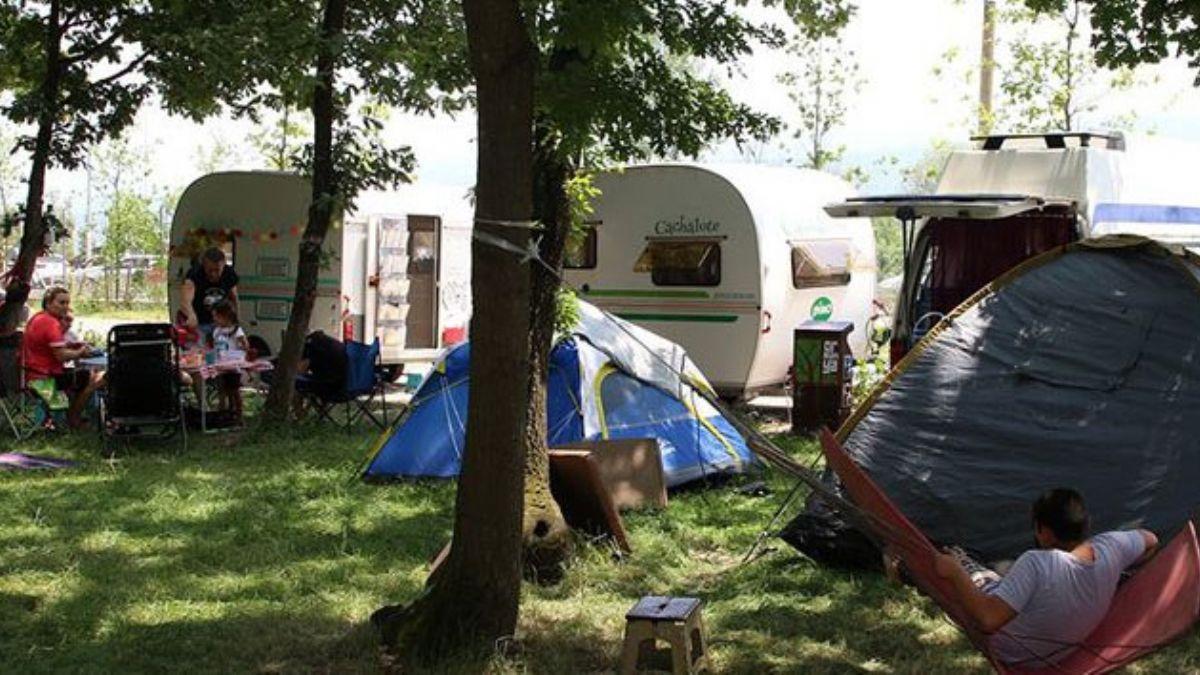 Kampçıların gözde mekanı: Ormanya