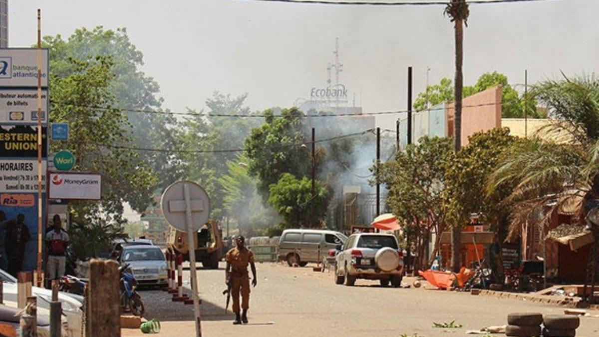 Burkina Faso'daki çifte saldırıda 15 kişi öldü